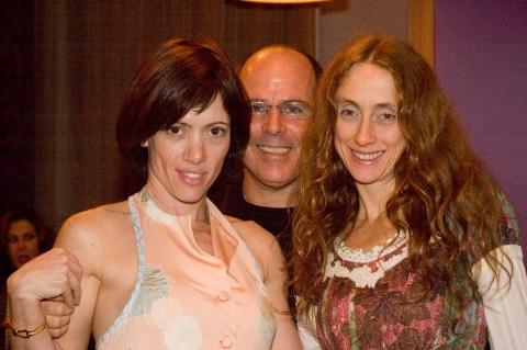 Bel Kutner, Ecio e Beth Gofman